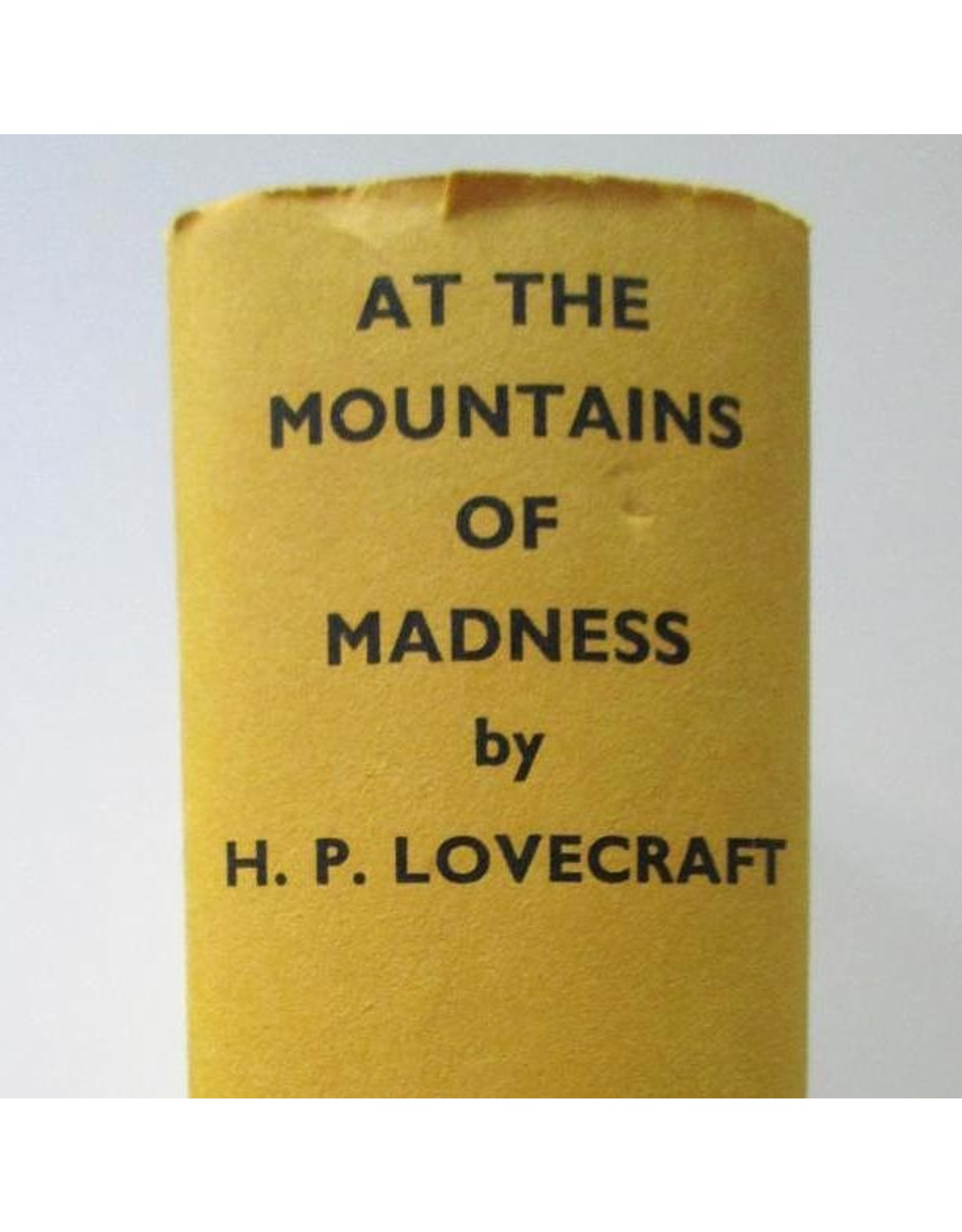 H.P. Lovecraft - At the Mountains of Madness And Other Novels of Terror