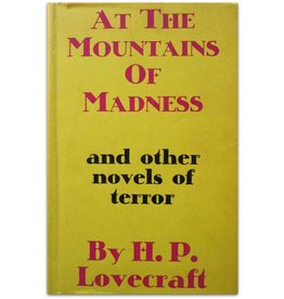 H.P. Lovecraft - At the Mountains of Madness - 1966