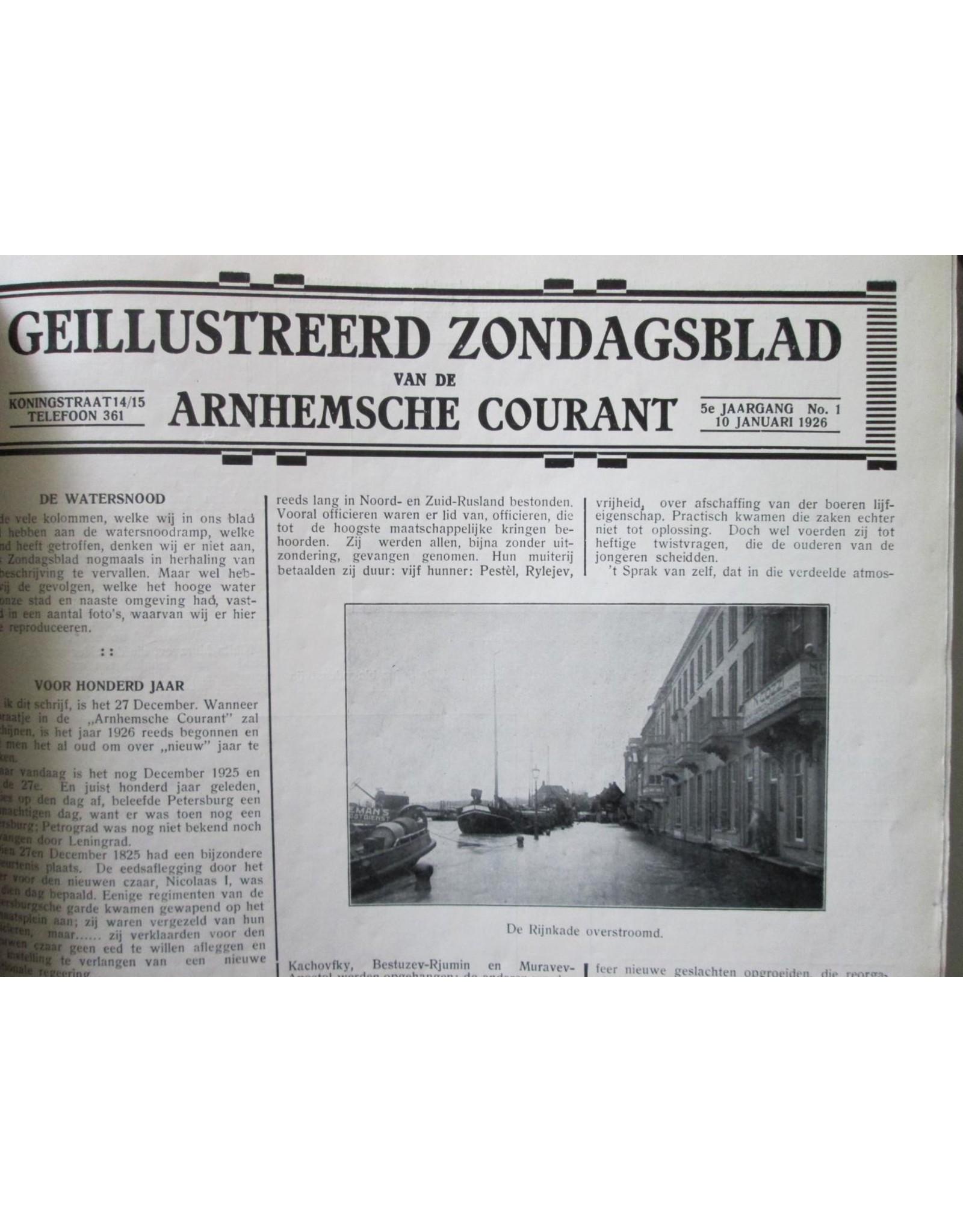Geïllustreerd Zondagsblad Arnhemsche Courant
