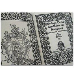 Stephan Steinlein - Astrologie, Sexual-Krankheiten und Aberglaube - 1915