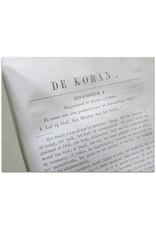 Mr. L.J.A. Tollens  - Mahomed's Koran