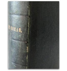 Mr. L.J.A. Tollens - Mahomed's Koran - 1859