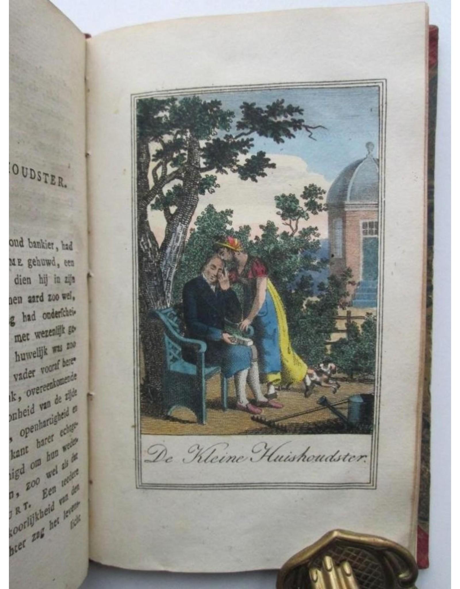 J.N. Bouilly - Vertellingen aan mijne dochter: Naar het Fransch. Tweede deel
