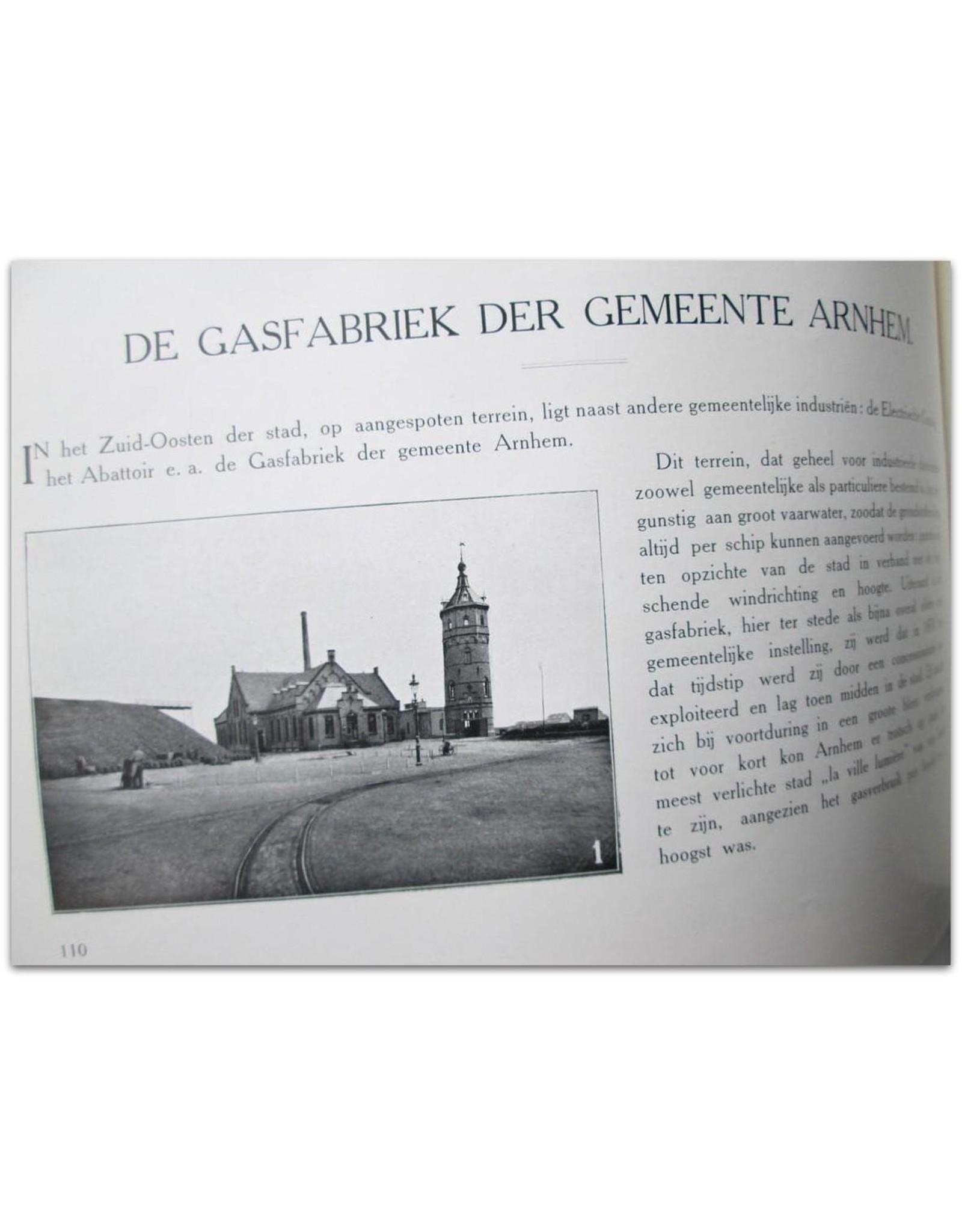 J.J. Wentink - Arnhem's nijverheid en handel in woord en beeld