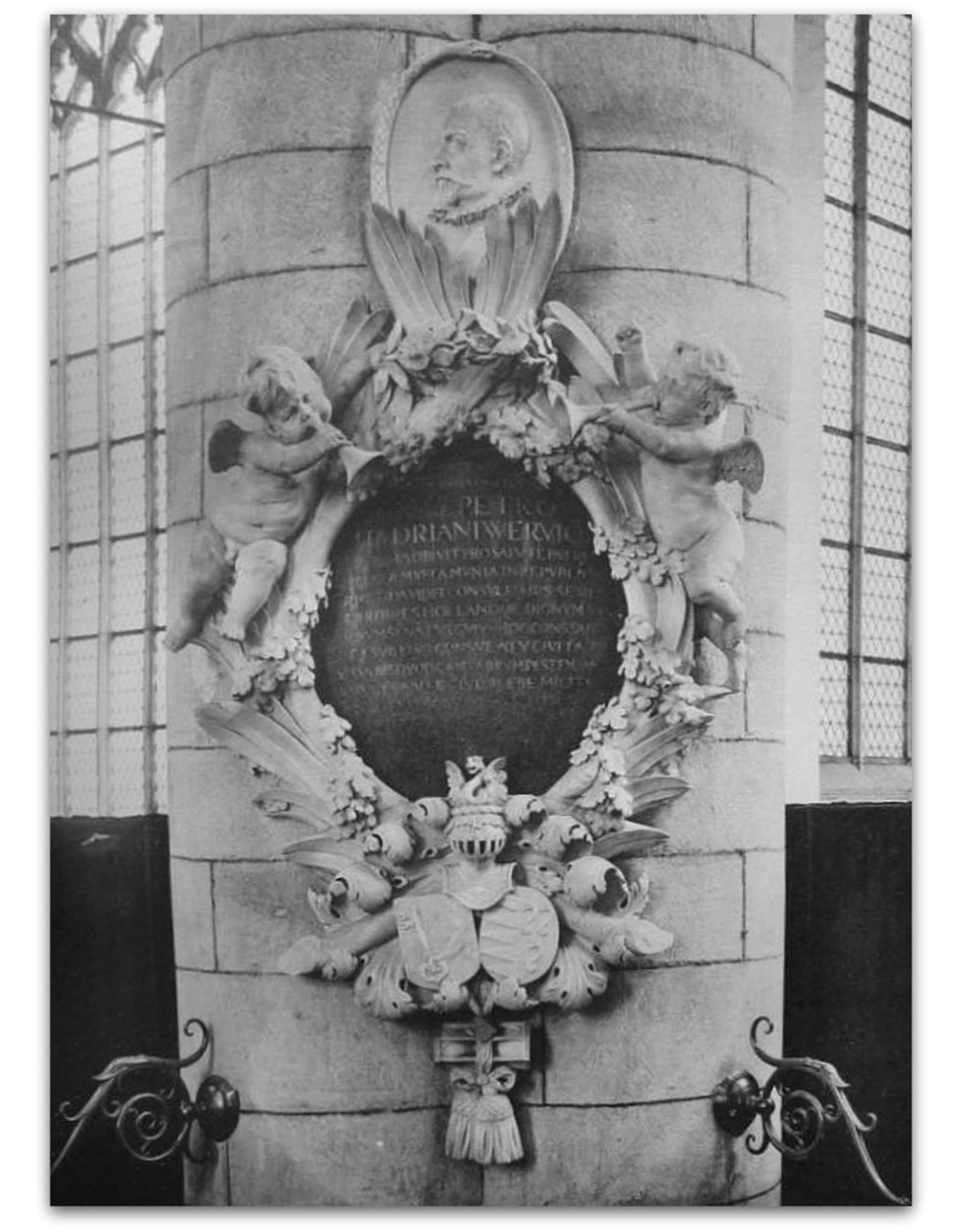 M. van Notten - Rombout Verhulst: Beeldhouwer 1624-1698. Een overzicht zijner werken.