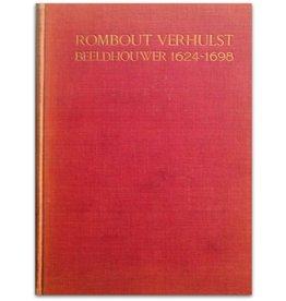 M. van Notten - Rombout Verhulst: Beeldhouwer - 1907