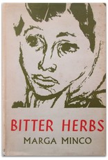 Marga Minco - Bitter Herbs: A little Chronicle