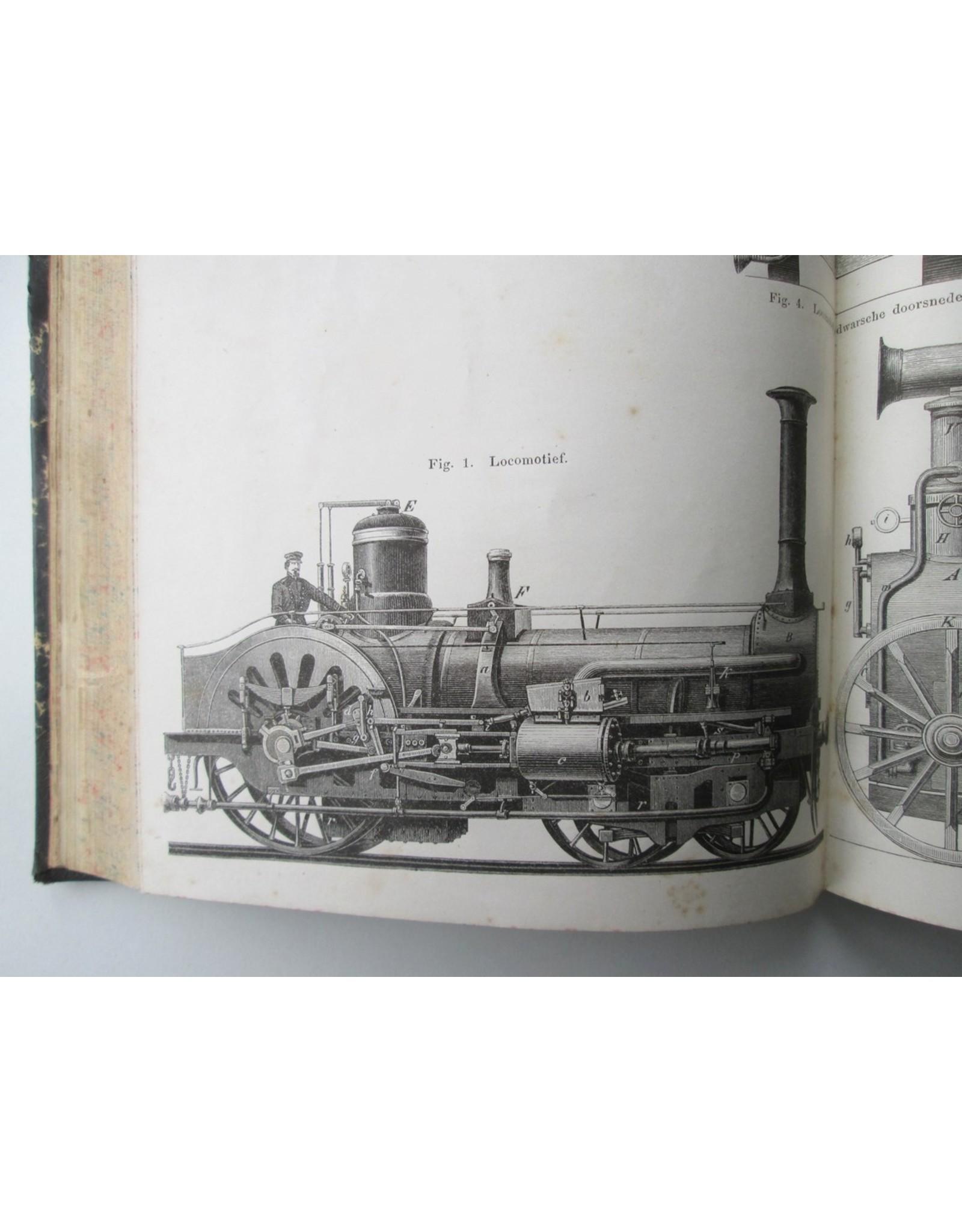 A. Winkler Prins - Geïllustreerde Encyclopaedie: Woordenboek voor wetenschap en kunst, [...]