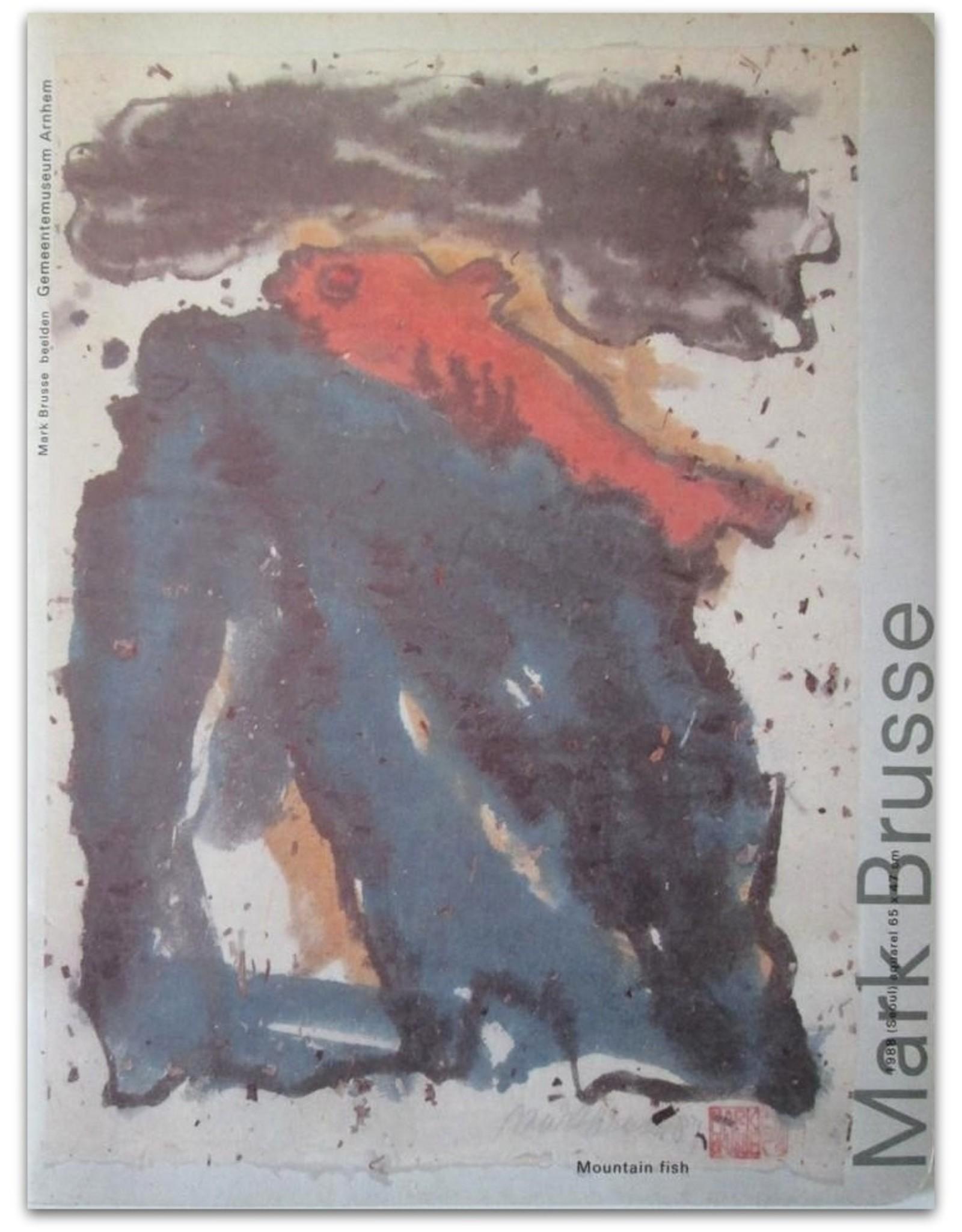 Klaas Gubbels schilderijen / Mark Brusse beelden