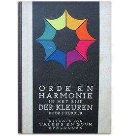F. Kerdijk - Orde en Harmonie - 1927