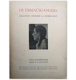 A.M. Hammacher - De Emmaüsgangers - 1938