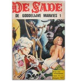 D.A.F. De Sade - Strip voor volwassenen - 1971/1976