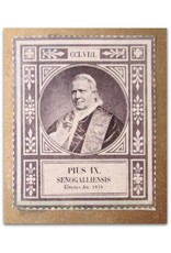 M. Petagna - Icones Romanorum Pontificum CCLVIII Qui a Pietro ad Pium IX