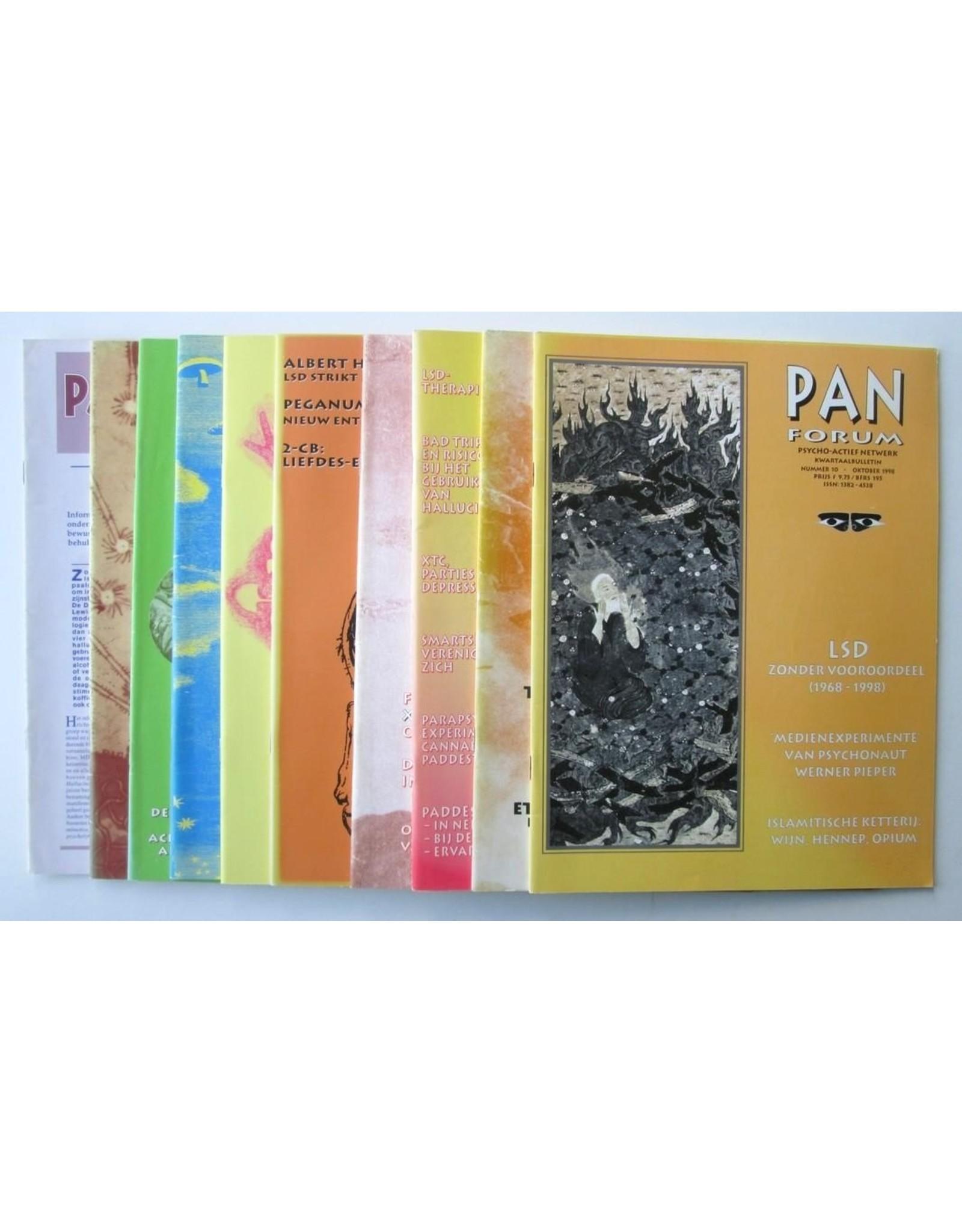 Stephen Snelders - Pan Forum [Complete set]