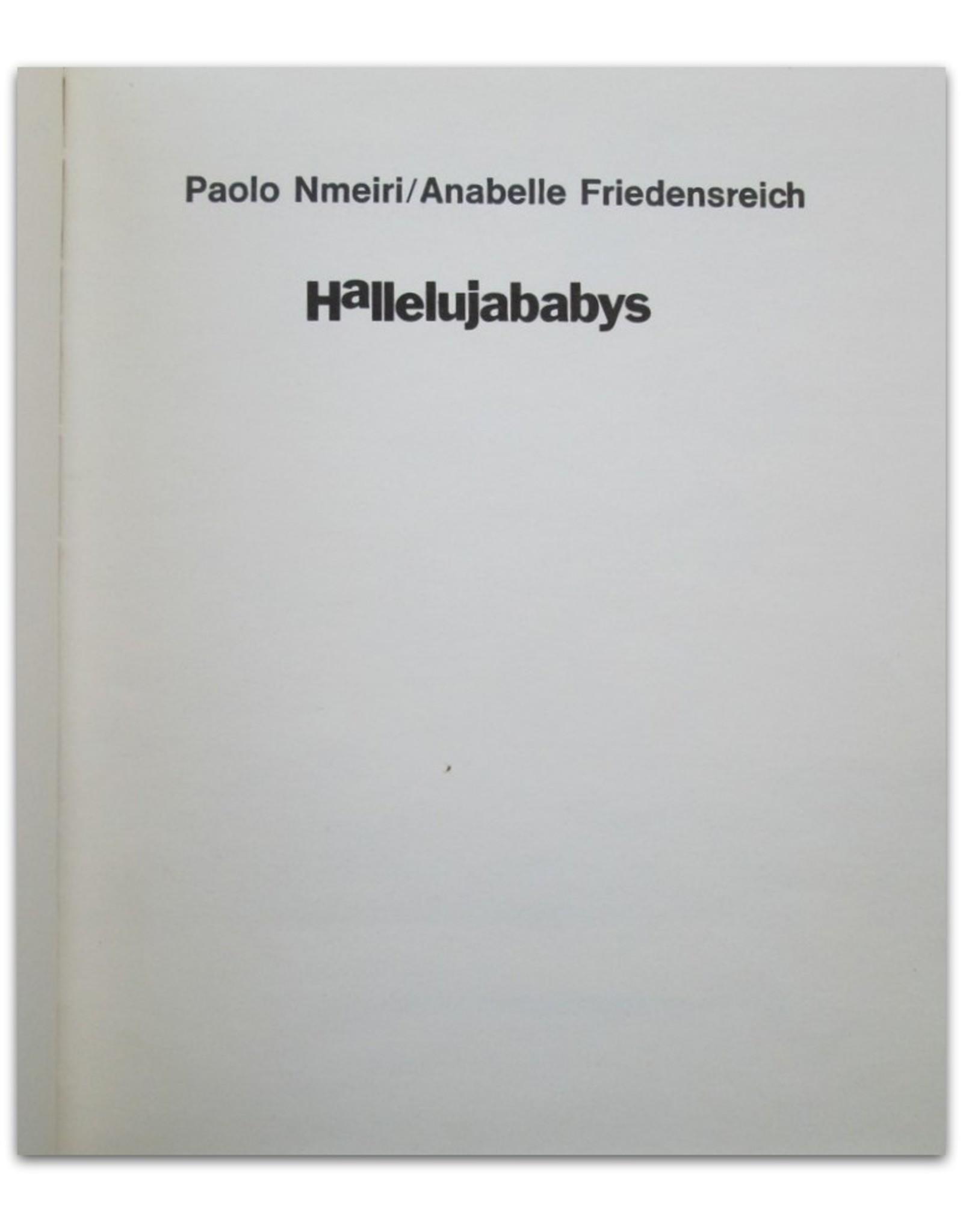 Paolo Nmeiri & Annabelle Friedensreich - Hallelujababys