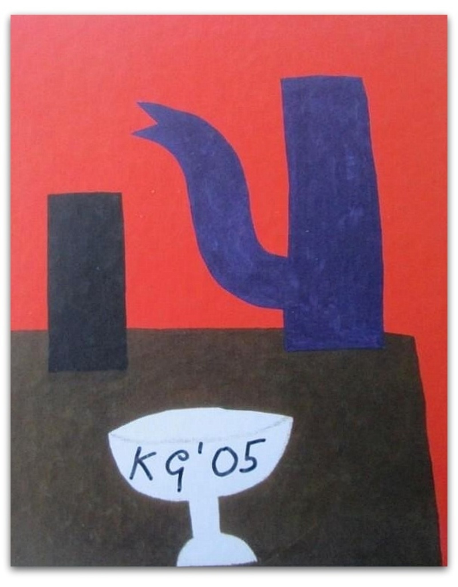 Klaas Gubbels Totaal: Vijftig jaar schilderen