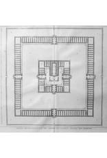 [Augustinus Calmet] - Nieuwe grondtekening van den Tempel van Salomon, volgens den Schryver