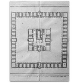 [Augustinus Calmet] - Tempel van Salomon - 1725