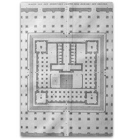 [Augustinus Calmet] - Herodes' Tempel  - 1725