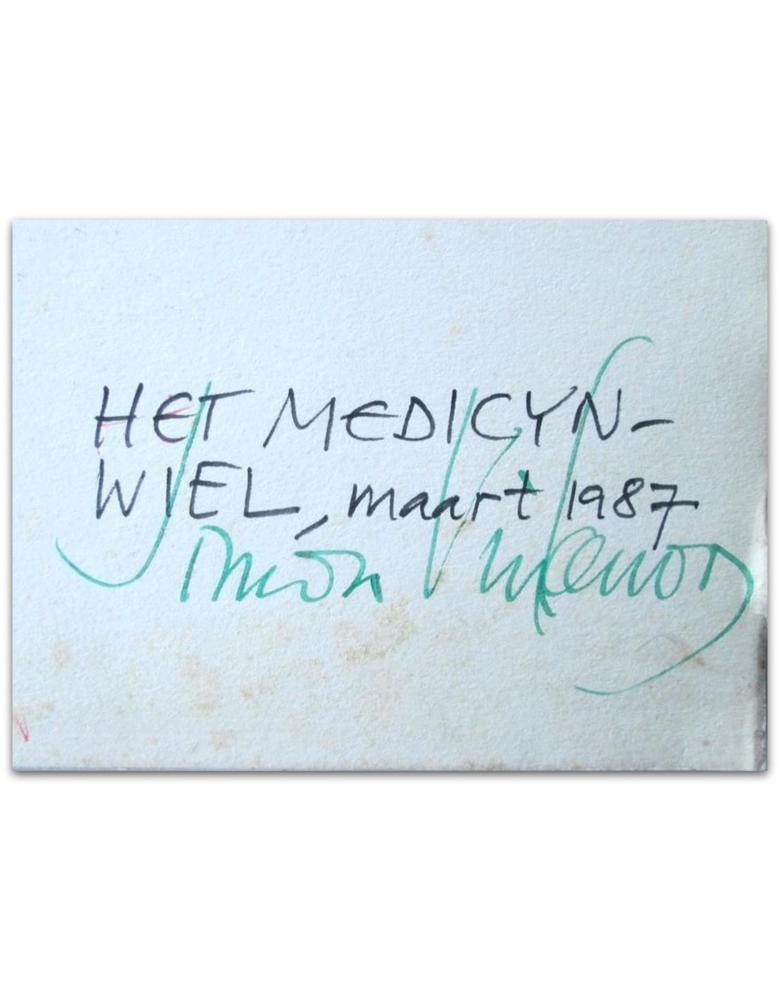 Simon Vinkenoog - Het Medicyn-wiel [en 'Mandala']