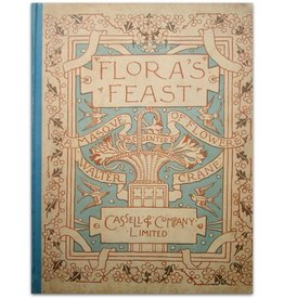 Walter Crane - Flora's Feast : A Masque of Flowers - 1895