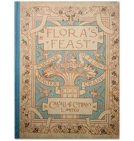 Walter Crane - Flora's Feast : A Masque of Flowers - 1895