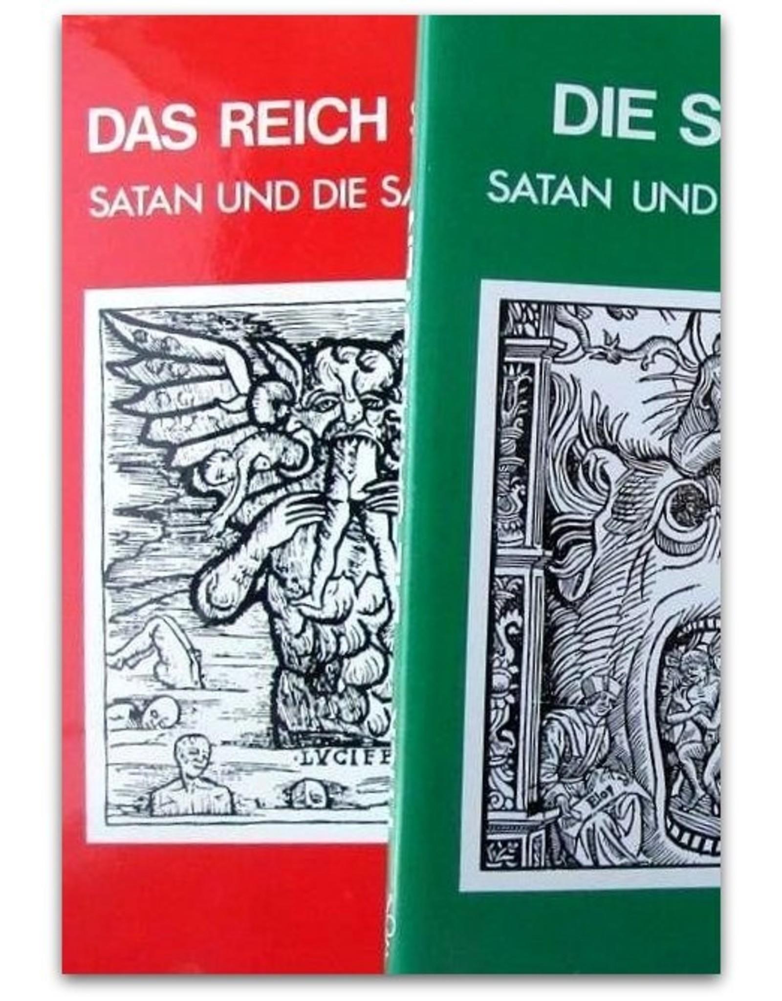 Karl R.H. Frick - Satan und die Satanisten [complete set] - Das Reich Satans [1], Die Satanisten [2], Satanismus und Freimaurerei [3]
