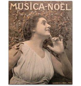 [Sarah Bernhardt] - Musica - 1905