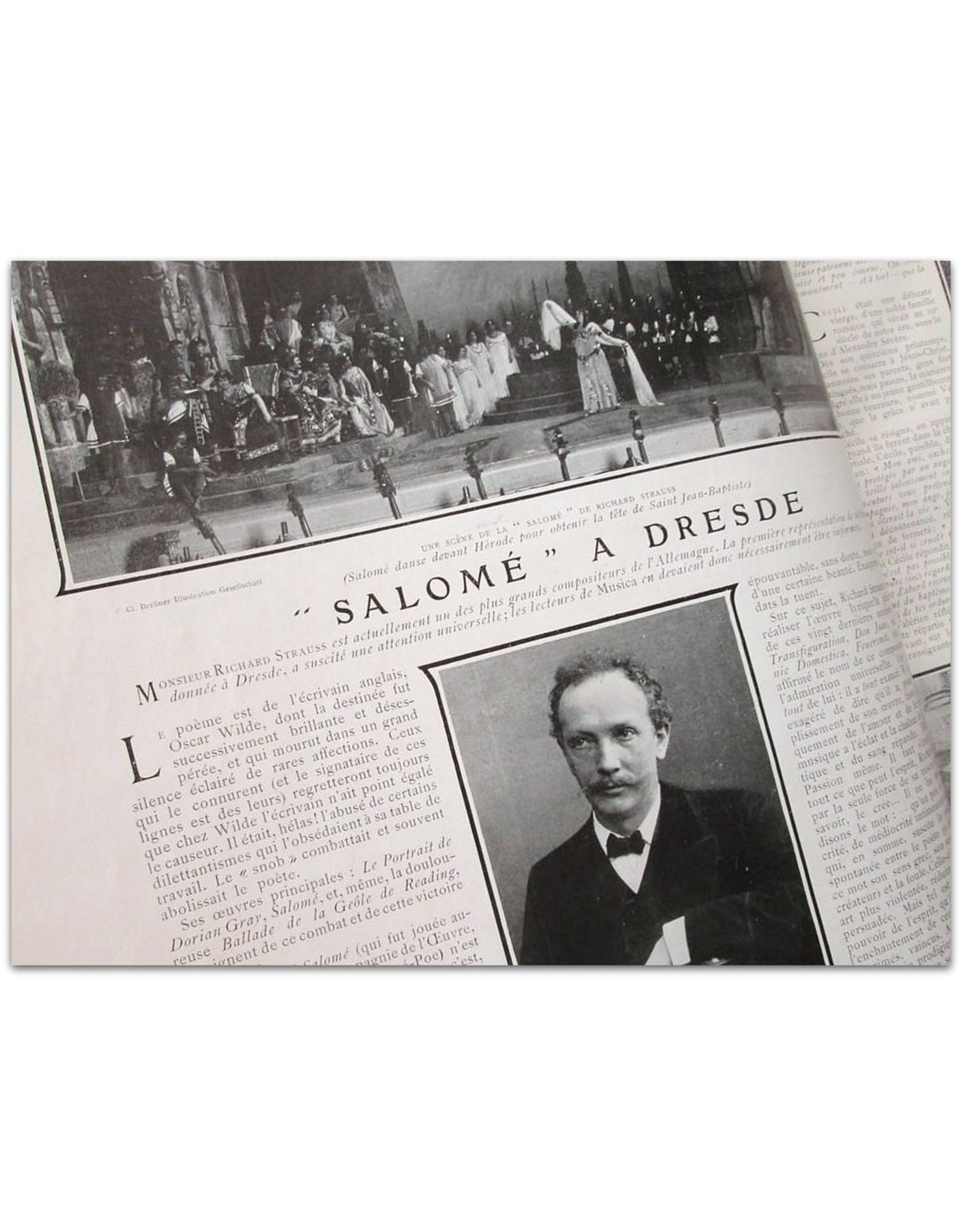 [J.W. von Goethe] - Musica [Cinquième année 1906: Janvier No. 40 t/m Décembre No.51 ]