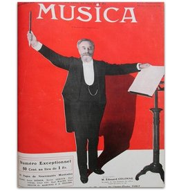 Camille Saint Saens - Musica - 1907