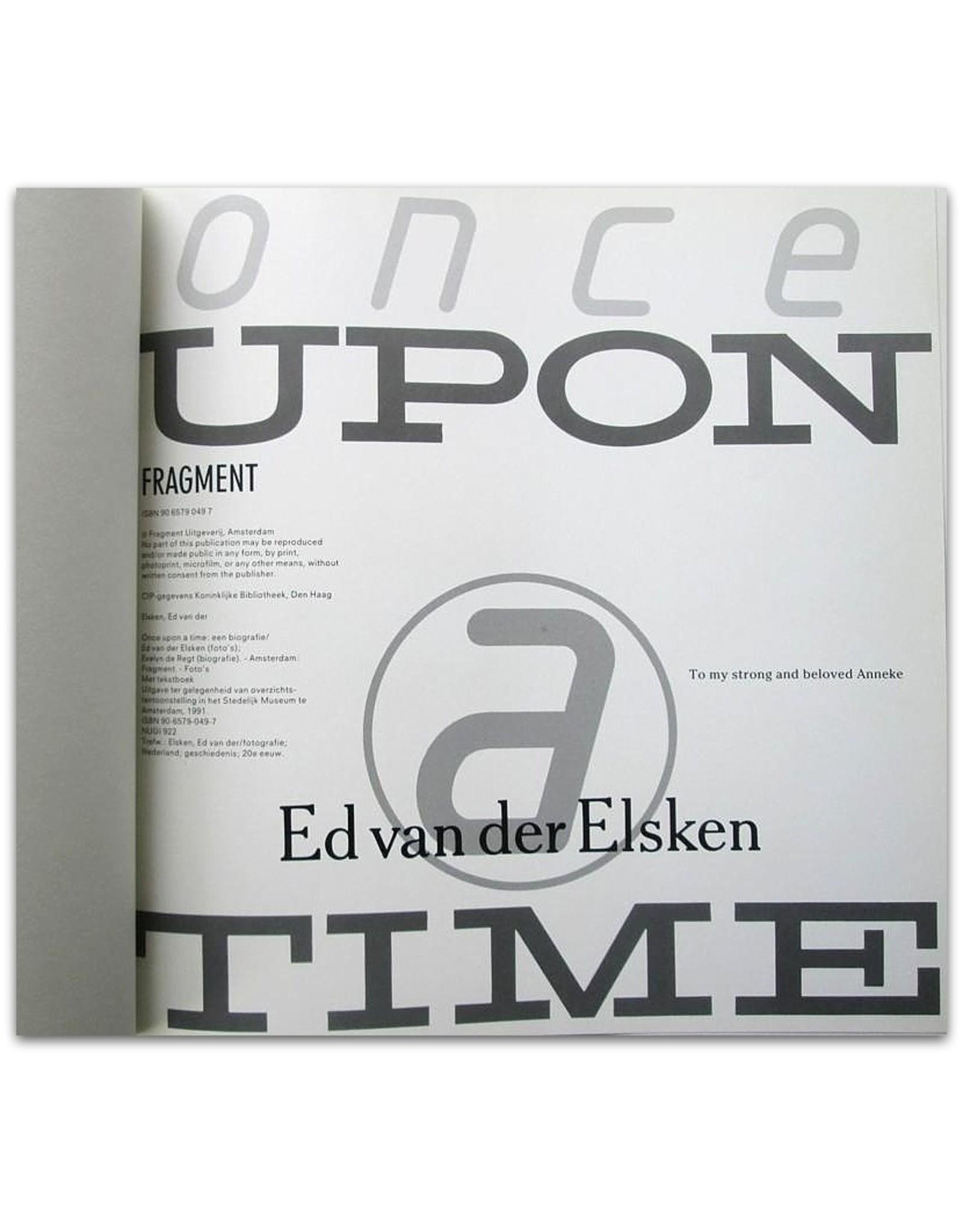 Ed van der Elsken - Once upon a time