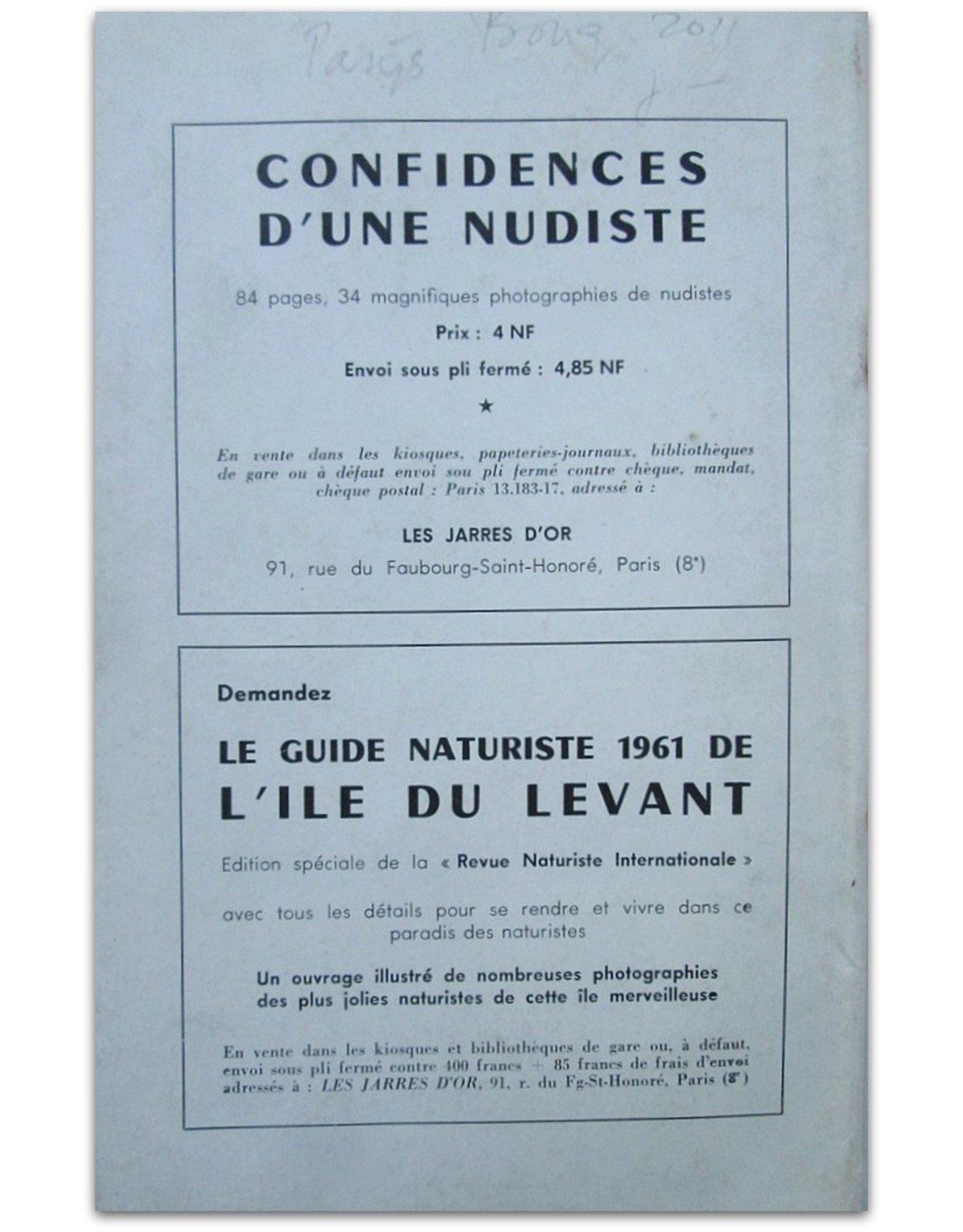 Jean Gantois - Ma femme est nudiste... - Édition spéciale de la revue naturiste internationale