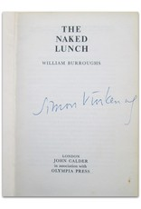 William Burroughs - The Naked Lunch