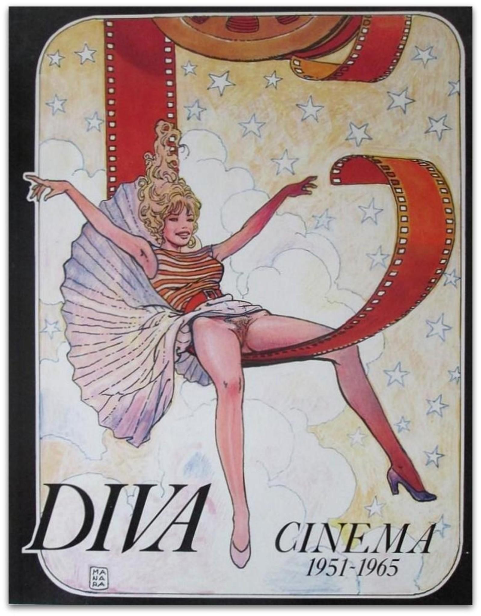 Milo Manara - Diva. Cinema 1951-1965