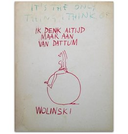 Wolinski - Ik denk altijd maar aan van dattum - 1968