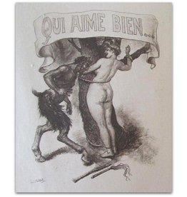 Jacques d'Icy - Qui aime bien - 1912