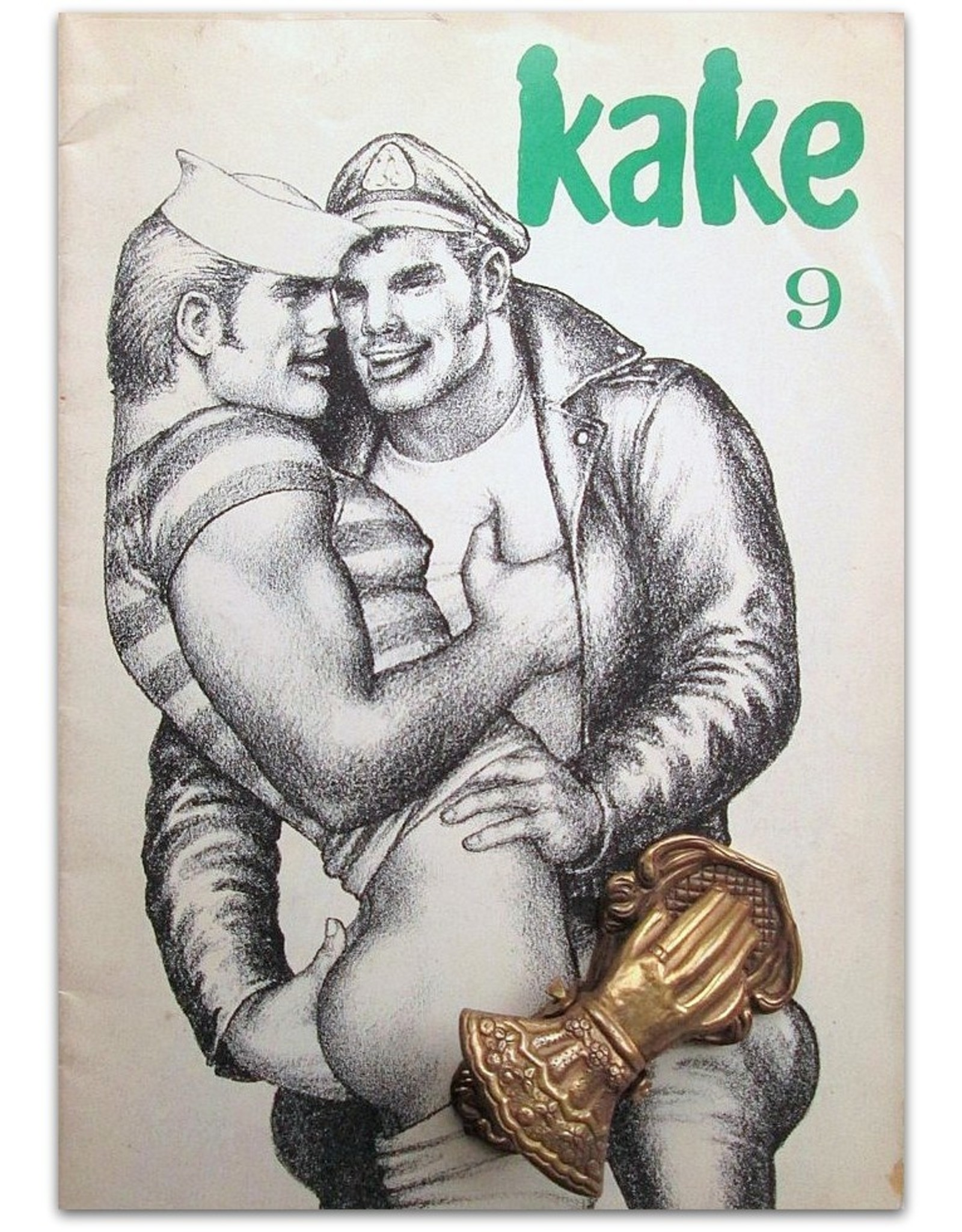 Tom of Finland - Kake 9 - [The Cock d'Or]