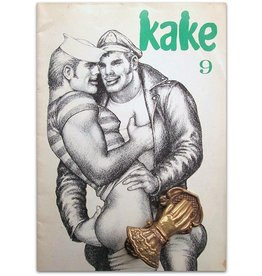 Tom of Finland - Kake 9 - 1971