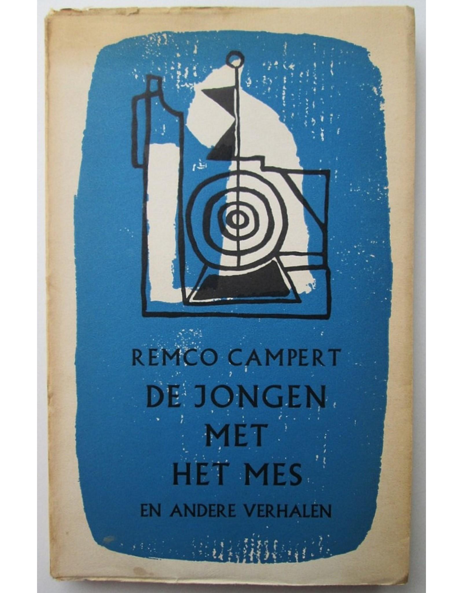 Remco Campert - De jongen met het mes en andere verhalen
