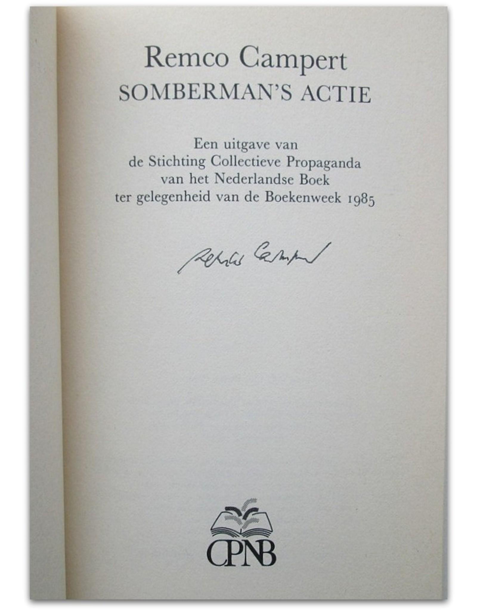Remco Campert - Somberman's Actie