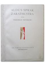 Friedrich Nietzsche - Aldus sprak Zarathustra