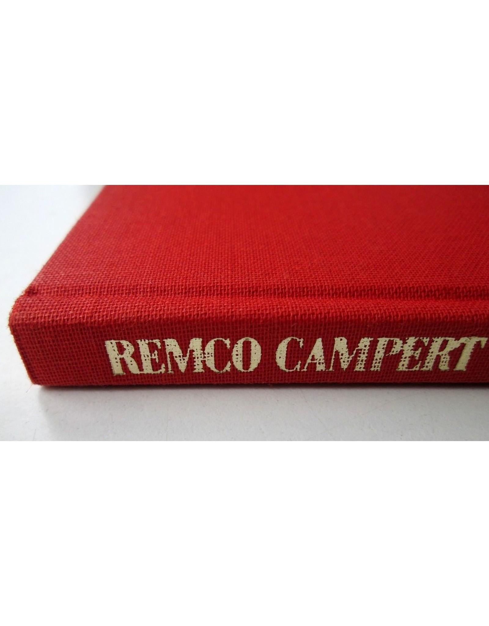 Remco Campert - Somberman's Actie - [Luxe gebonden editie]