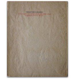 P.C. Boutens - Prometheus geboeid - 1914
