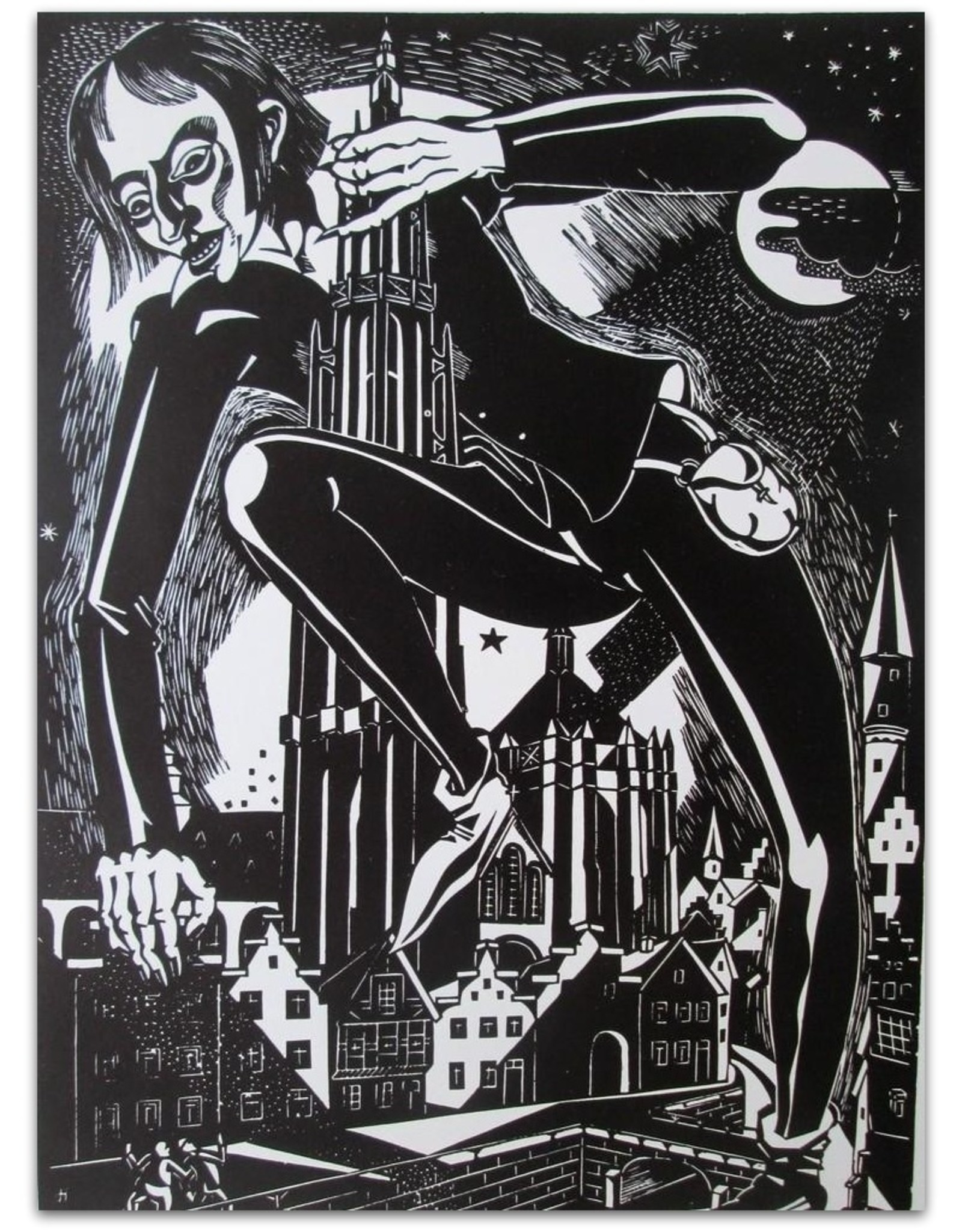 Antoon Herckenrath - Retrospectieve tentoonstelling [...] Jacob Smitsmuseum 1977