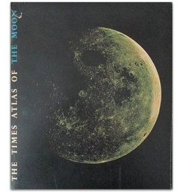 The Times Atlas of The Moon - 1969