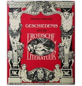 Patrick J. Kearney - Geschiedenis van de Erotische Literatuur - 1983