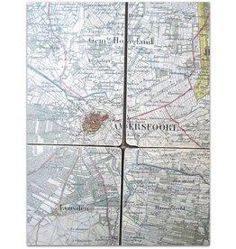 [Topografisch Bureau] - Amersfoort - 1855