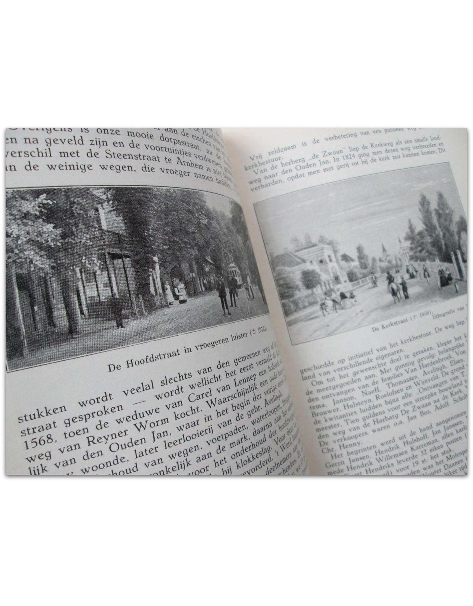 H. Kerkkamp - Historie van Velp en Rozendaal. De bouwstoffen voor deze plaatselijke geschiedenis [...]. Bandteekening van G.J. Veenstra