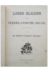 Losse Bladen voor de Nederlandsche Jeugd [Derde jaargang]: opgedragen aan Hare Majesteit [Sophia] de Koningin der Nederlanden