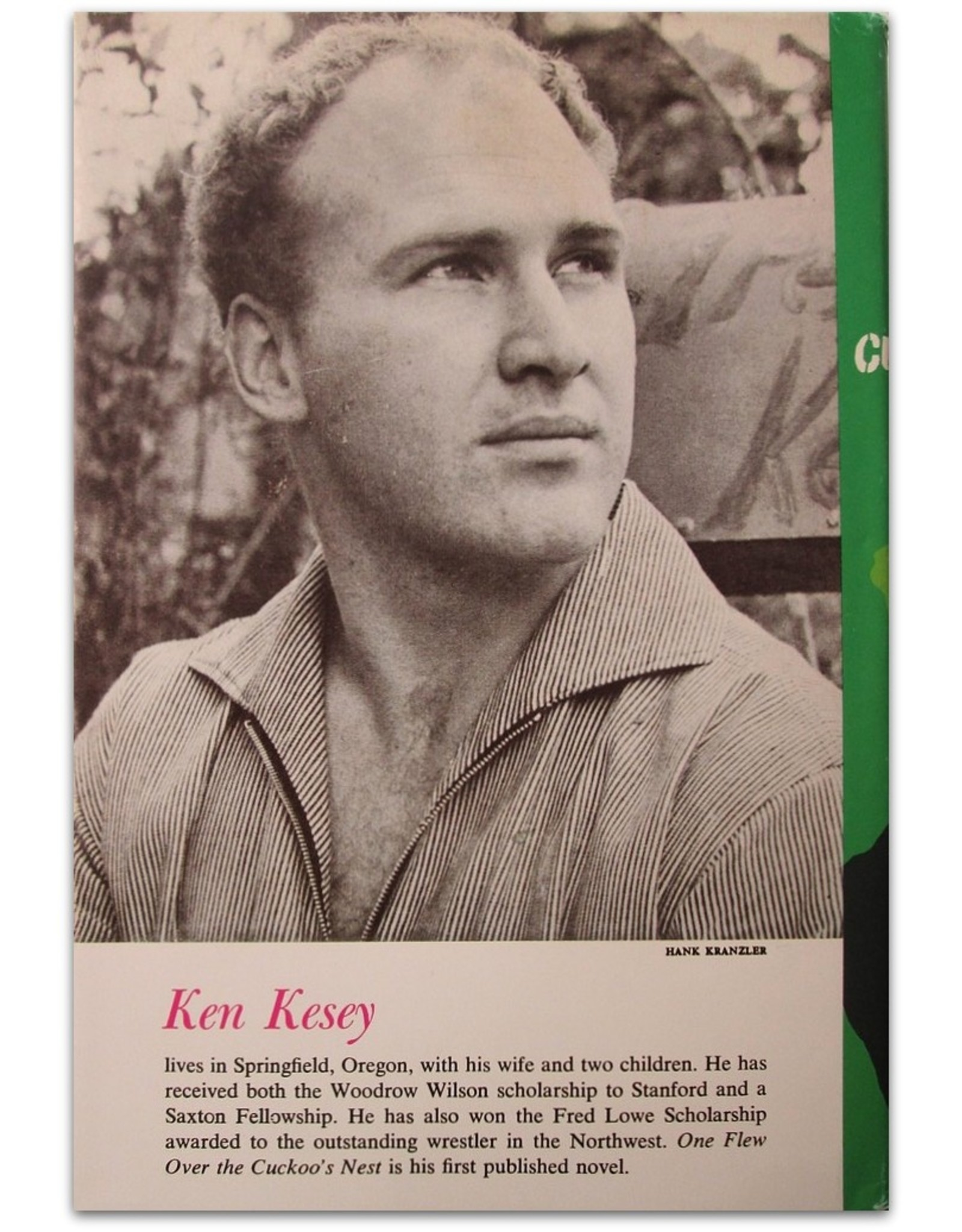 Ken Kesey - One flew over the Cuckoo's Nest - A Novel